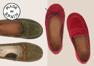 Made in Spain: Loafers, Mocs & More