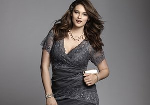 Plus Size: Dresses by Adrianna Papell & Marina