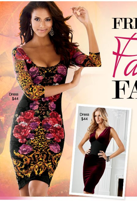 175+ Fresh AND Fabulous Fall Styles Await You! SHOP New Arrivals