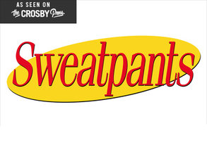 Shop Cure The Costanza: 3 Sweatpants Outfits That DONT Tell The World Youve Given Up