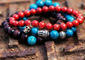 Shop New Jewelry ft. Stone Bracelets