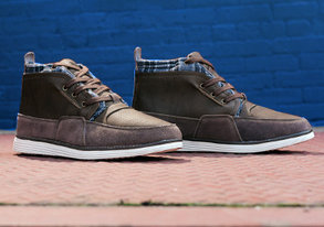 Shop New Leather Shoes by Island Surf Co.