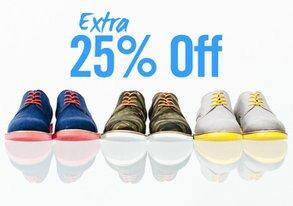Shop Take 25%: Hillsboro Shoes