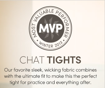 MVP | MOST VALUABLE PERFORMER | CHAT TIGHTS
