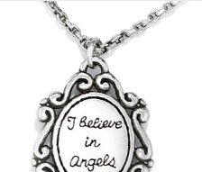 Devotion Angel Love Necklace
