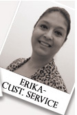 Erika's Pick