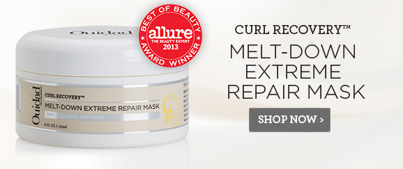 CURL RECOVERY MELT-DOWN EXTREME REPAIR MASK - SHOP NOW