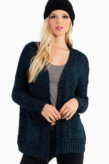 KAREN KNIT CARDIGAN 42