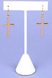 EMELIA CROSS EARRINGS 12
