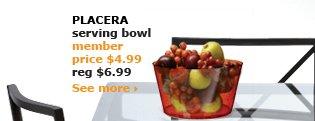 PLACERA serving bowl $4.99