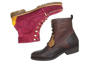 Boot Camp: Rugged Styles