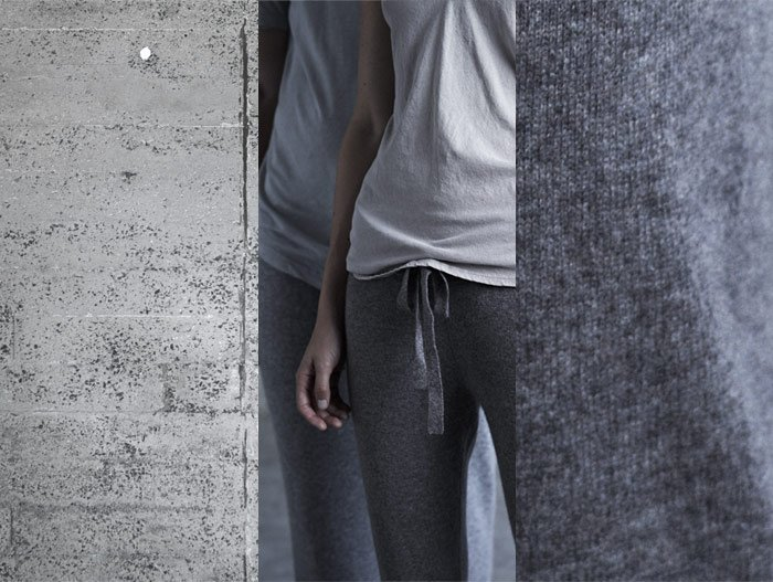 JAMES PERSE LOS ANGELES - THE CASHMERE SWEATPANT