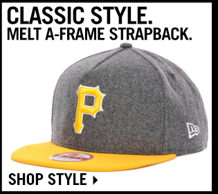 Shop Classic Style Melt A-Frame Strapback