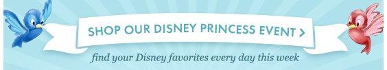 It's Disney week! Shop now.