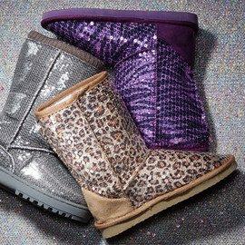 Steps That Shine: Girls' Shoes