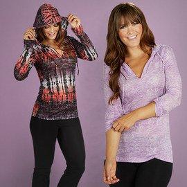 Strike a Balance: Women's Activewear