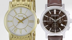 Armani, Burberry and D&G Watches