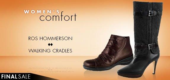 Ros Hommerson & Walking Cradles