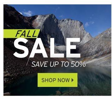 Shop Fall Sale