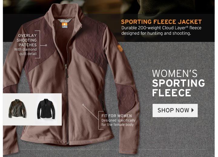 Shop Women's Sporting Fleece
