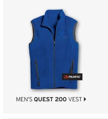 Shop Men's Quest 200 Vest