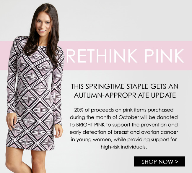 Rethink Pink