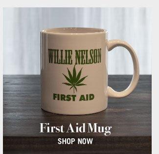 Willie Nelson Mug