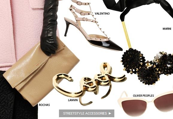 Style Notes: Street Style Accessories