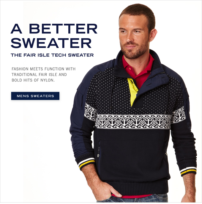 A Better Sweater. Shop Men's Sweaters