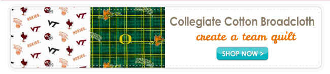 Collegiate Broadcloth