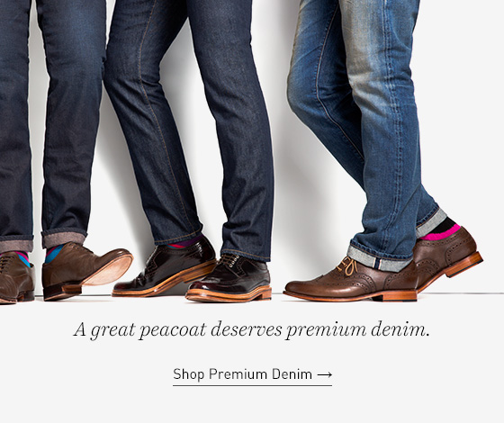 Premium Denim