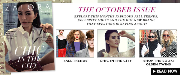Oct style mag is out!