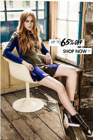STELLA McCARTNEY UP TO 65% OFF