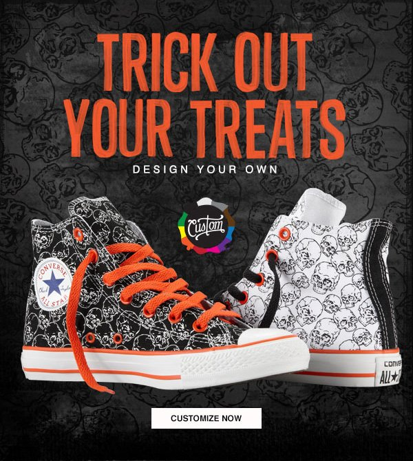 TRICK OUT YOUR TREATS - DESIGN YOUR OWN