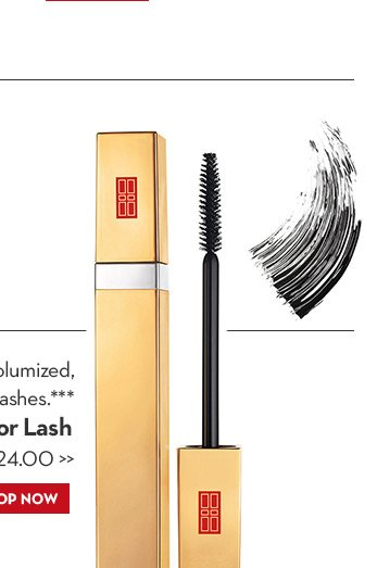 92% of women saw volumized, lifted and longer-looking lashes.*** Beautiful Color Lash Enhancing Mascara, $24.00. SHOP NOW.