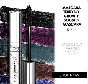 Mascara Terrybly Growth Booster Mascara, $47