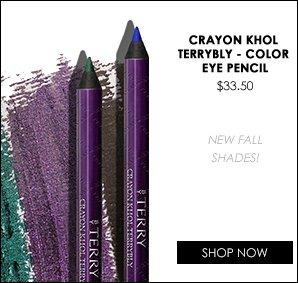 Crayon Khol Terrybly - Color Eye Pencil, $33.50