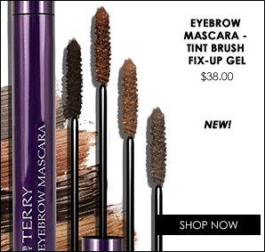 Eyebrow Mascara - Tint Brush Fix-Up Gel, $38