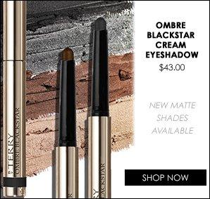 Ombre Blackstar Cream Eyeshadow, $43