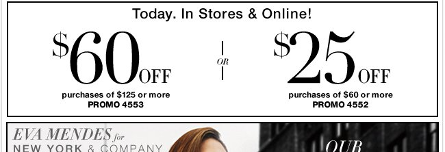 Today only, Save $60 in-stores & online! SHOP Now!