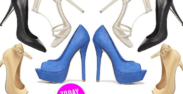 Quickie Tuesday! 30% OFF Our Most Wanted Heels! Today Only! Shop Now