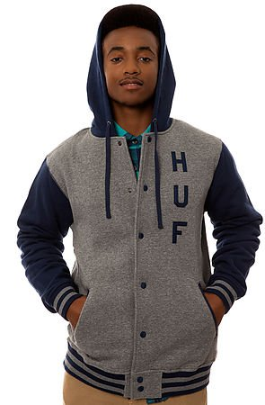 Click to shop brand new HUF gear