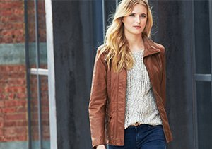 Street Chic: Leather Jackets