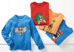 State Novelty: Boys' Graphic Tees