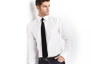 Buttoned Up: Designer Casual & Dress Shirts