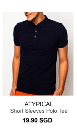 Atypical Polo Tee