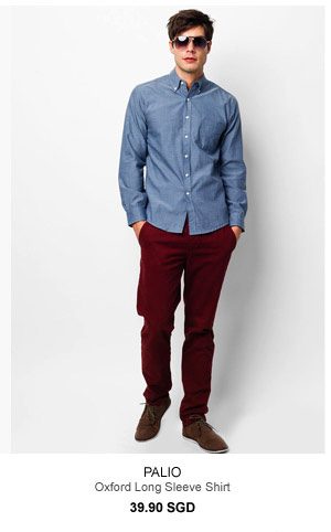 Palio Oxford Shirt