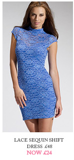 Structured Embellished Bandeau Dress