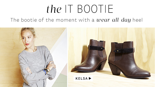 The IT Bootie