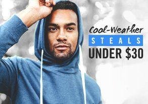 Shop Casual Cool-Weather Steals Under $30